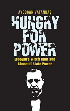 Hungry for Power imagine