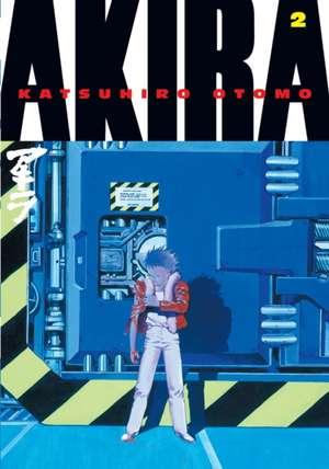 Akira Volume 2 de Katsuhiro Otomo