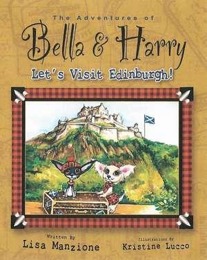 Let's Visit Edinburgh!