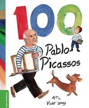 100 Pablo Picassos de duopress labs