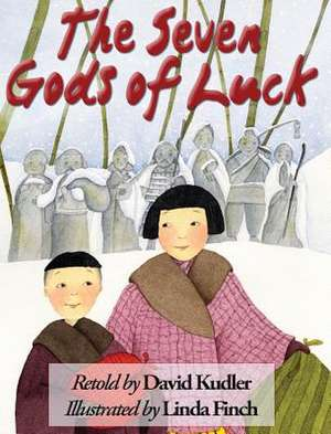 The Seven Gods of Luck de David Kudler