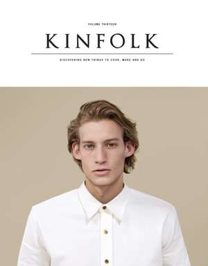 Kinfolk- The Imperfect Issue de Kinfolk
