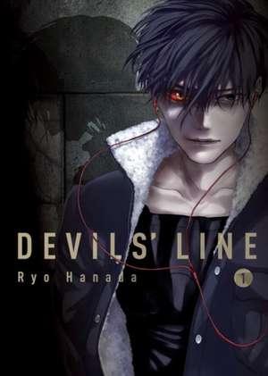 Devils' Line 1 de Ryo Hanada