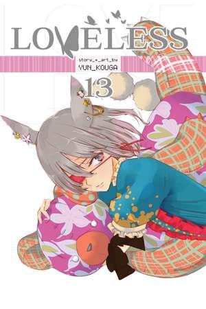Loveless, Vol. 13 de Yun Kouga