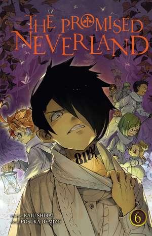 The Promised Neverland, Vol. 6 de Kaiu Shirai