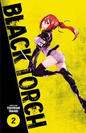 Black Torch, Vol. 2 de Tsuyoshi Takaki