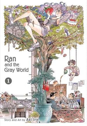 Ran and the Gray World, Vol. 1 de Aki Irie
