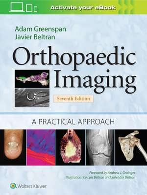Orthopaedic Imaging: A Practical Approach imagine