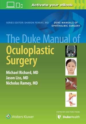 The Duke Manual of Oculoplastic Surgery imagine