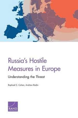 RUSSIAS HOSTILE MEASURES IN EUPB de Raphael Cohen