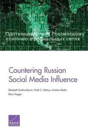 COUNTERING RUSSIAN SOCIAL MEDIPB de Elizabeth Bodine-Baron