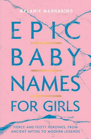Epic Baby Names for Girls imagine