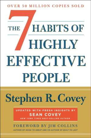 7 Habits of Highly Effective People: Revisted and Updated de Stephen R. Covey