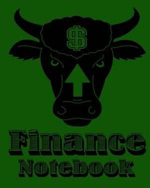 Finance Notebook de Notebooks, Niche