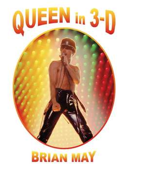 Queen in 3D imagine