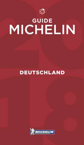 Michelin Deutschland 2017