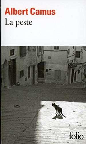 Peste:  Alger de Albert Camus