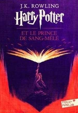 Harry Potter 6 et le Prince de Sang-Mêlé de J. K. Rowling