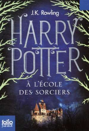 Harry Potter A L'Ecole Des Sorciers:  La Petite Flaque de J. K. Rowling