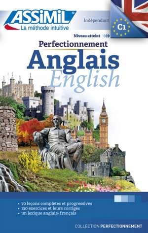 Perfectionnement Anglais mp3 USB de Anthony Bulger