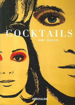 Cocktails de Amy Sacco