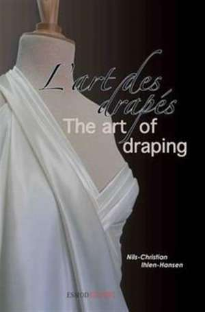 Nils-Christain: The Art of Draping de Nils-Christain