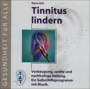 Tinnitus lindern. CD
