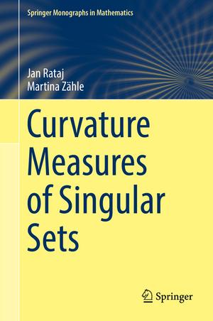 Curvature Measures of Singular Sets de Jan Rataj