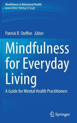 Mindfulness for Everyday Living imagine