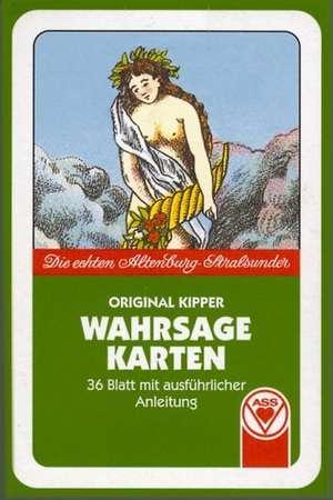 Kipper Wahrsagekarten