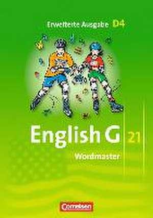 English G 21. Erweiterte Ausgabe D 4. Wordmaster