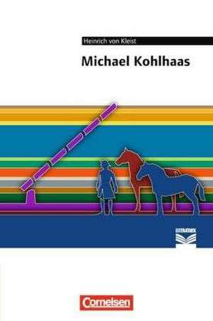 Michael Kohlhaas de Heinrich Kleist