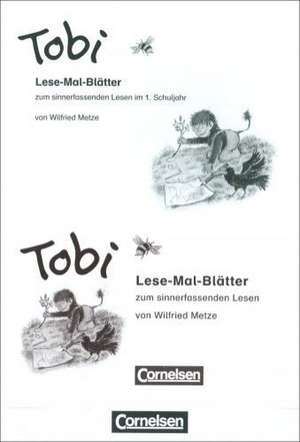 Tobi-Fibel 1./2. Schuljahr. Lese-Mal-Blaetter