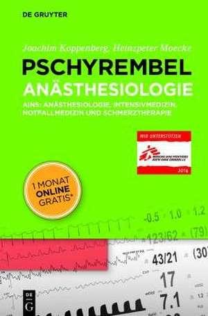 Pschyrembel Anaesthesiologie