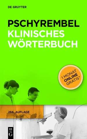 Pschyrembel Klinisches Woerterbuch