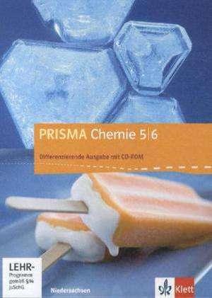 Prisma Chemie. Ausgabe fuer Niedersachsen - Differenzierende Ausgabe. Schuelerbuch mit Schueler-CD-ROM 5./6. Schuljahr