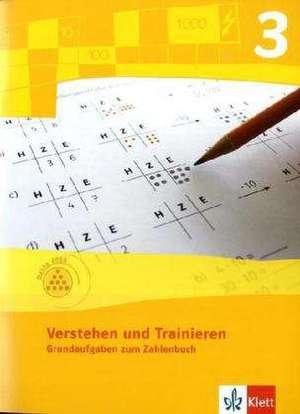 Mathe 2000. Verstehen und Trainieren. Schuelerarbeitsheft 3. Schuljahr