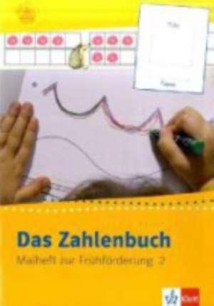 Das Zahlenbuch. Fruehfoerderung. Malheft 2