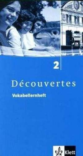 Decouvertes 2. Vokabellernheft