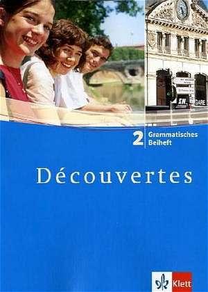 Decouvertes 2. Grammatisches Beiheft