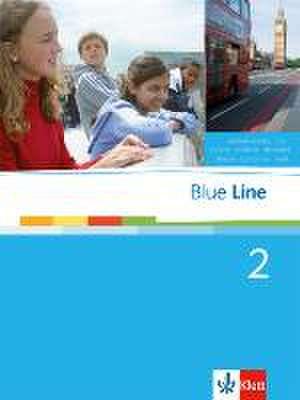 Blue Line 2. Schuelerbuch. Ausgabe fuer Niedersachsen