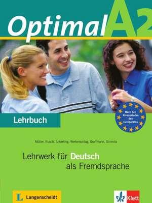 Optimal A2 - Lehrbuch A2