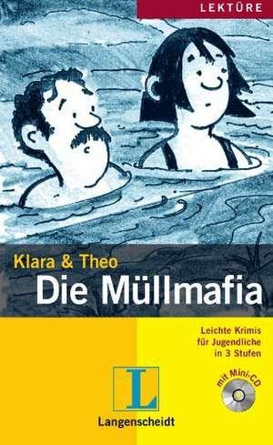 Die Muellmafia (Stufe 2) - Buch mit Mini-CD