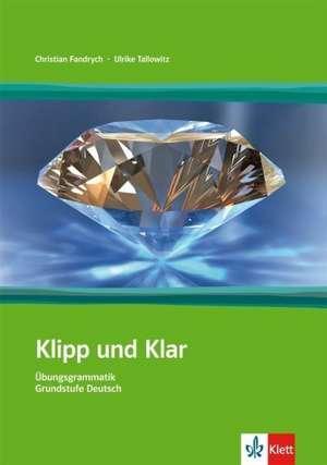 Klipp und Klar/ohne Lösungen