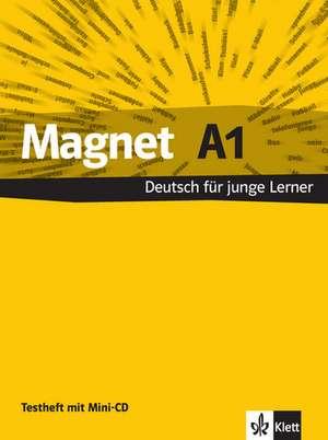 Magnet 1. Testheft mit Mini-CD