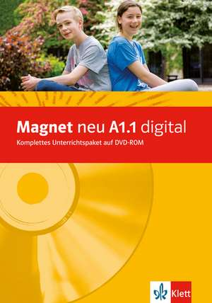 Magnet neu. Digital A1.1