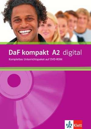 DaF kompakt / A2 digital. DVD-ROM