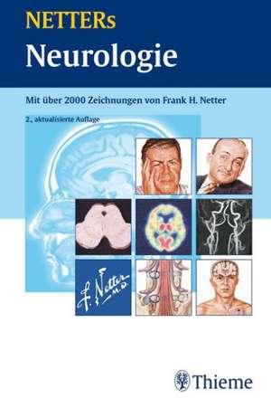 NETTERs  Neurologie de Frank H. Netter