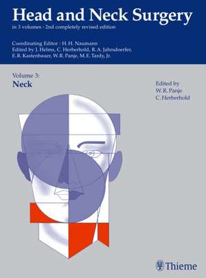 Head and Neck Surgery, Volume 3