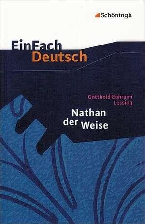 Nathan der Weise. Mit Materialien